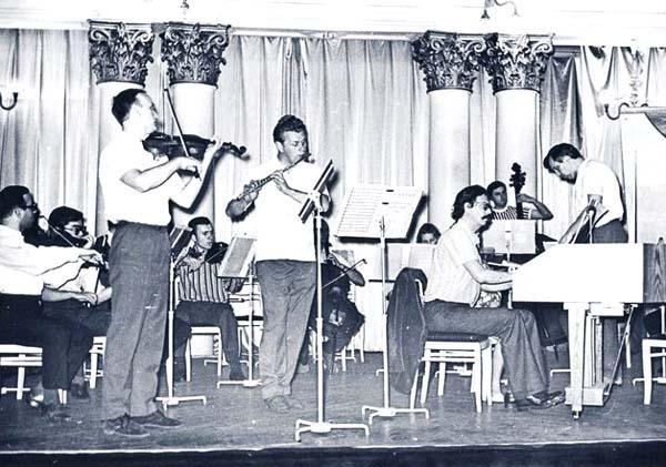 Й бранденбургский концерт в киеве