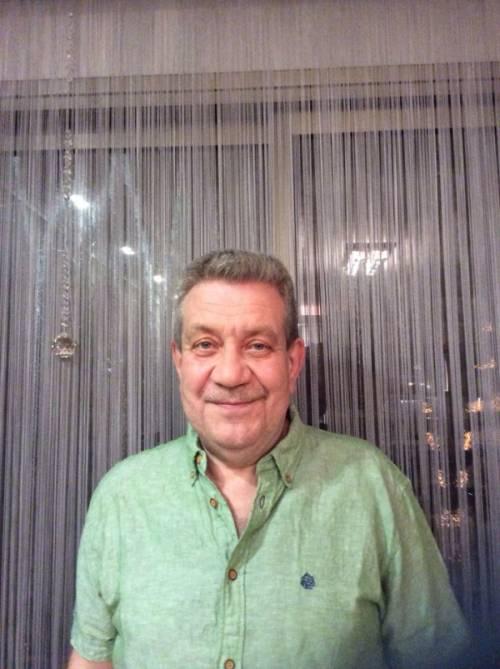 Аркадий Шмеркин: У Клопа была собака