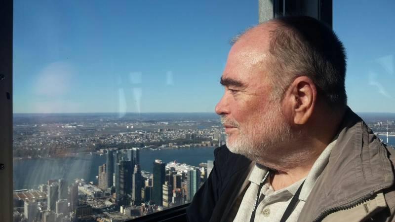 [Дебют] Владимир Брюханов: Путешествие в предвыборный Нью-Йорк