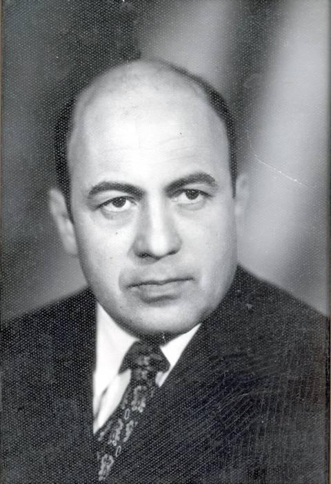 Виктор Данюшевский: Евреи Испании