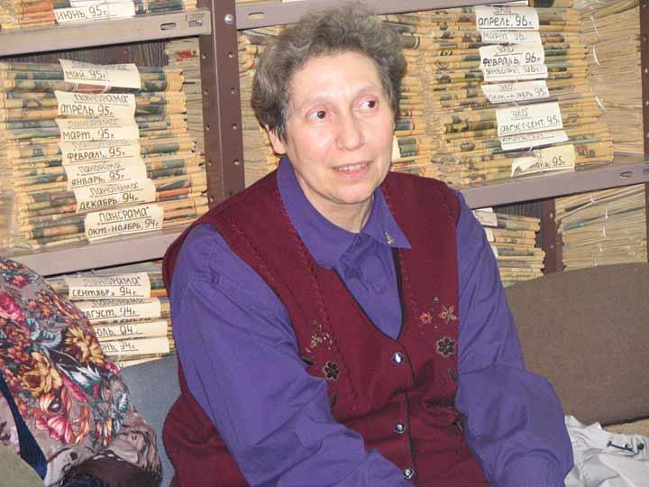 Элла Грайфер: О ритуальных запретах