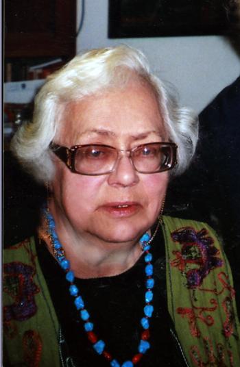 Юлия Аксельрод: Об  Израиле и Троцком (из записок внучки  революционера)