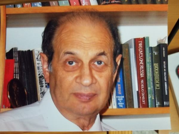 Самсон Кацман: Интервью с Семеном Резником